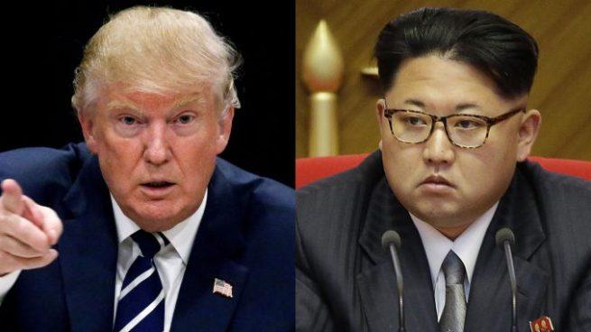 """Trump a Kim Jong-un: """"Estamos listos para contraatacar"""""""