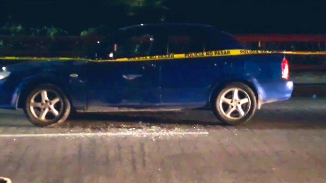 Un arma de fuego de juguete fue encontrada en el vehículo del hombre que murió tras persecución en el Bulevar del Ejército