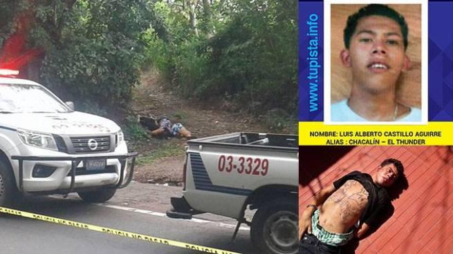 """Ejecutan a la madre y hermanos de """"El Thunder"""", un peligroso pandillero capturado en San Miguel"""