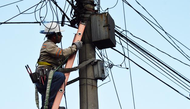 Energía eléctrica tendra una reducción de precio de un 4.41%