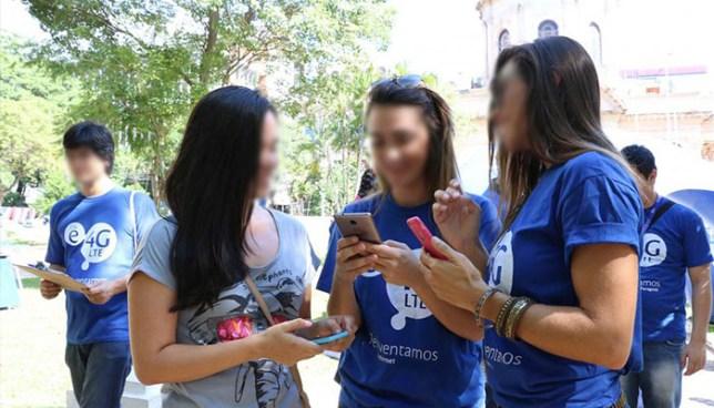 Pandilleros privan de libertad y violan a empleadas de TIGO en Guazapa