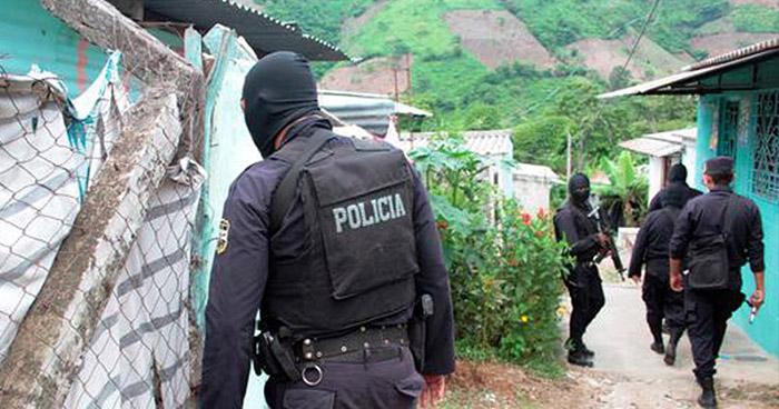 Muere pandillero que se enfrentó a tiros con policías en Ahuachapán