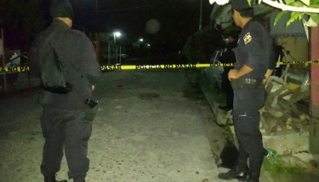 Pandillero muere al enfrentarse a policías en Rosario, La Paz