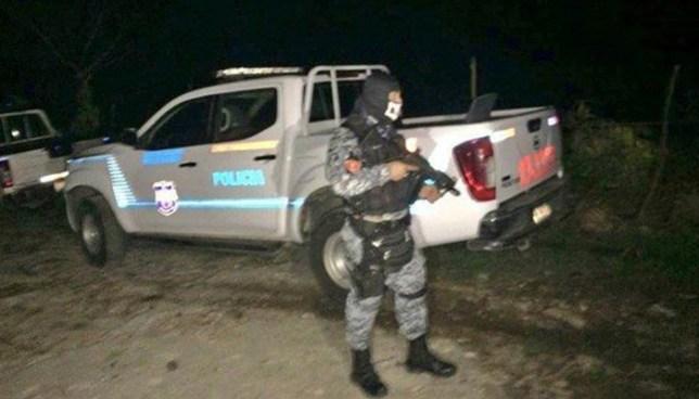 Dos pandilleros pierden la vida tras enfrentarse a la policía en Sonsonate