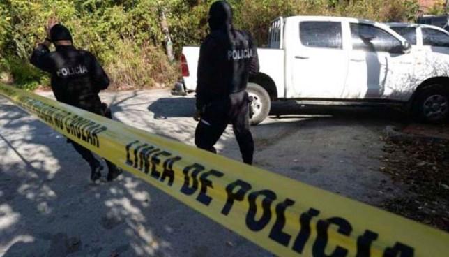 Muere pandillero tras resultar lesionado durante un intercambio de disparos con policías en San Martín
