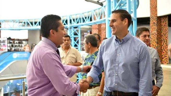 Ernesto Muyshondt asegura que le dará continuidad al mercado Cuscatlán