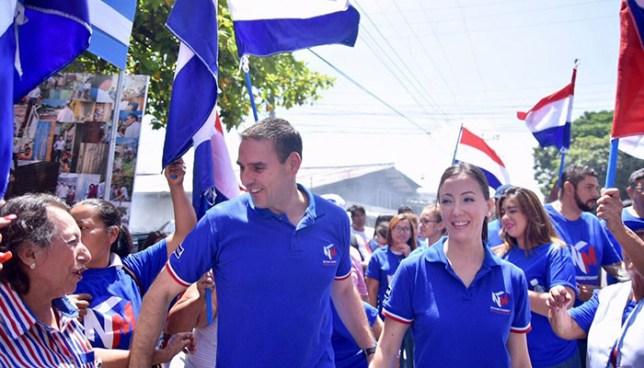 Ernesto Muyshondt sería el próximo alcalde de San Salvador según encuesta de la UCA