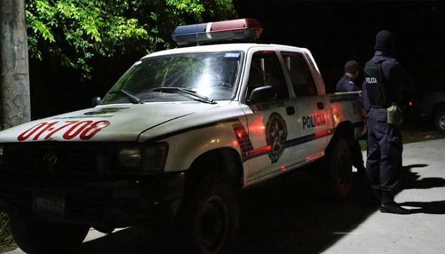 Policías son atacados cuando inspeccionaban un vehículo abandonado en Sonsonate