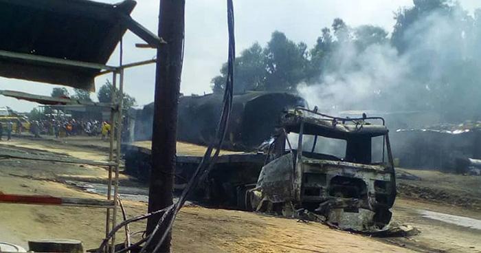 Al menos 50 muertos deja explosión de camión cisterna en la República Democrática del Congo
