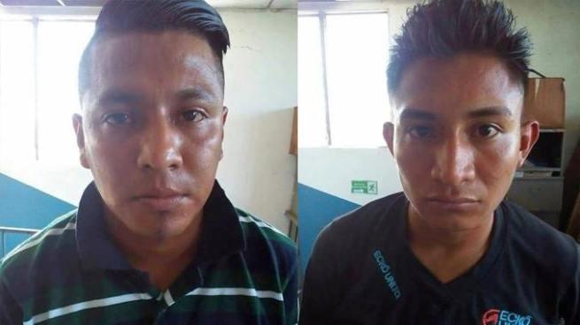 Caen pandilleros que extorsionaban a comerciante de la terminal de buses en Zacatecoluca