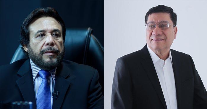Félix Ulloa y Juan José Martel acompañarían a Nayib Bukele en su fórmula presidencial