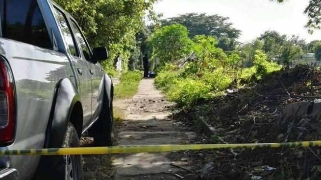 Un pandillero muerto tras intercambio de disparos con la FES en Tonacatepeque