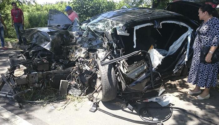 Fallecidos-Accidentes de tránsitos-El Salvador