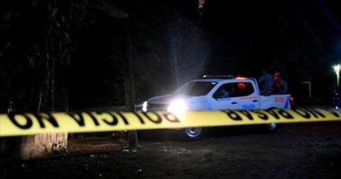 Pandillero asesina a balazos a su novia en Guacotecti, Cabañas