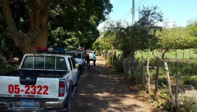 Asesinan a una mujer en la carretera Panamericana, Estanzuelas, Usulután