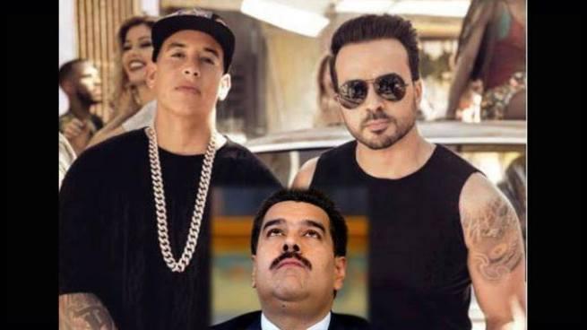 """Luis Fonsi y Daddy Yankee reaccionan a la versión de """"Despacito político"""""""