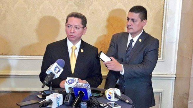 """Fiscalía asegura que condena de Mauricio Funes es un """"hecho histórico"""""""