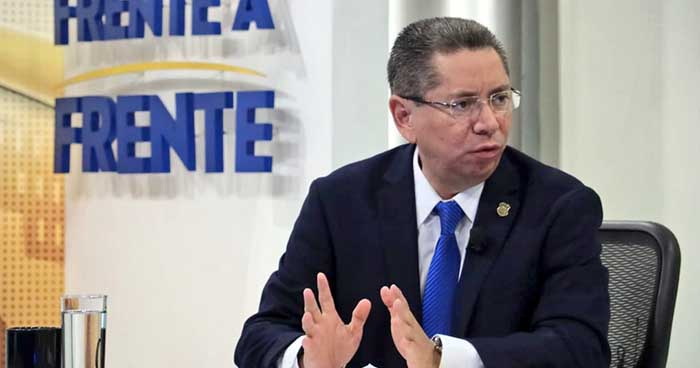 "Fiscal General acusa a instituciones del Estado de ser ""tapaderas de corruptos"""