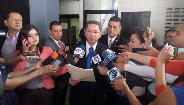 Fiscal afirma que recurso de escuchas telefónicas ha permitido desarticular estructuras de narcotráfico