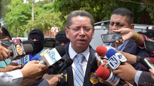 Fiscal Douglas Meléndez exige que se emitan medidas de protección para policías