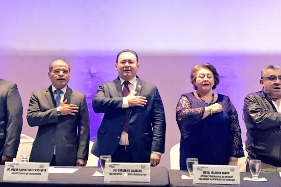 GOES y COMURES inauguran jornada para prevención de violencia