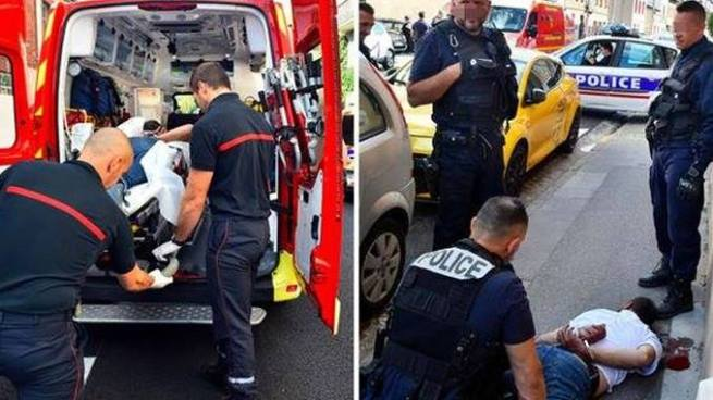 Detienen a un hombre tras apuñalar a 7 personas en Toulouse, Francia