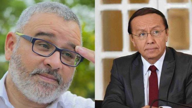 Mauricio Funes ve a Gerson Martínez como próximo candidato presidencial del FMLN