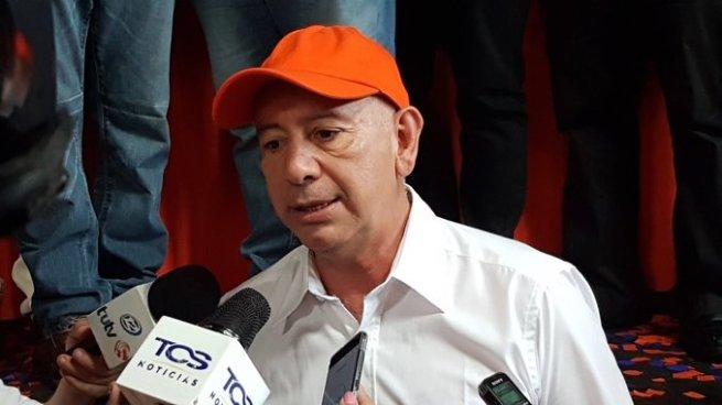 Rafael Menjívar es el nuevo candidato para alcalde de San Salvador por GANA