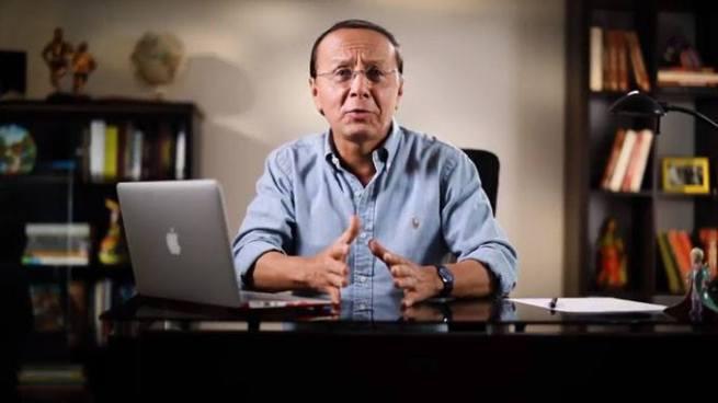 Gerson Martínez renuncia al cargo de ministro de Obras Públicas