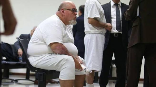 Reprograman la audiencia preliminar contra el 'Gordo Max'