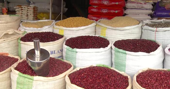 Advierten sanciones económicas para comerciantes que aumenten precios a granos básicos de manera injustificada