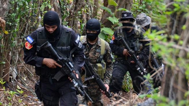Dos pandilleros muertos tras enfrenamiento con agentes de la PNC en La Paz