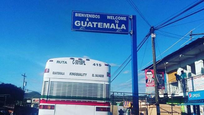 Guatemala incrementa medidas de seguridad con El Salvador en el marco de fiestas agostinas