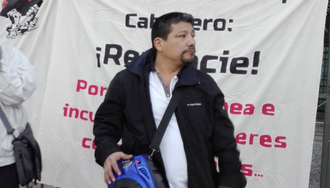 Líder sindical de la PDDH fue encontrado culpable del asesinato de un hombre