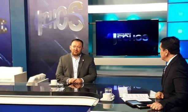 """Guillermo Gallegos afirma que caso del GRP solo busca empañar """"toda una trayectoria"""""""