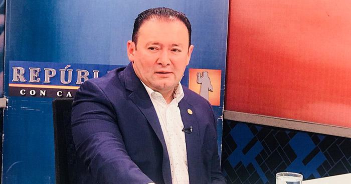 Gallegos asegura que hay posibilidad que Nayib Bukele se una a GANA si se suspende al CD