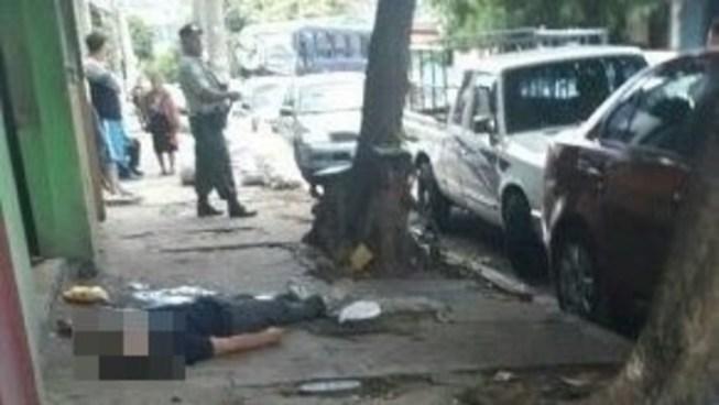 Asesinan a hombre cerca del Paseo Concepción de Santa Tecla