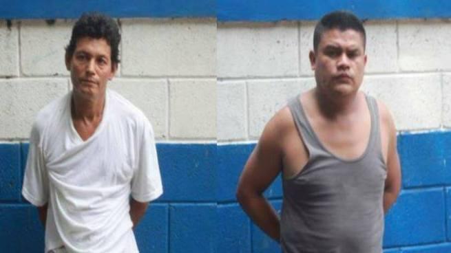 Capturan a dos extorsionistas que le exigían hasta $500 a su víctima