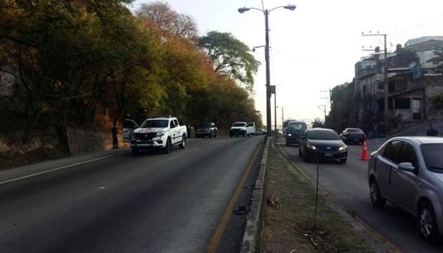 Criminales asesinan a motorista de la ruta 38-D en Apopa