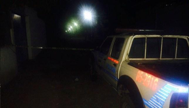 Desconocidos asesinan a balazos a pandillero en Armenia, Sonsonate