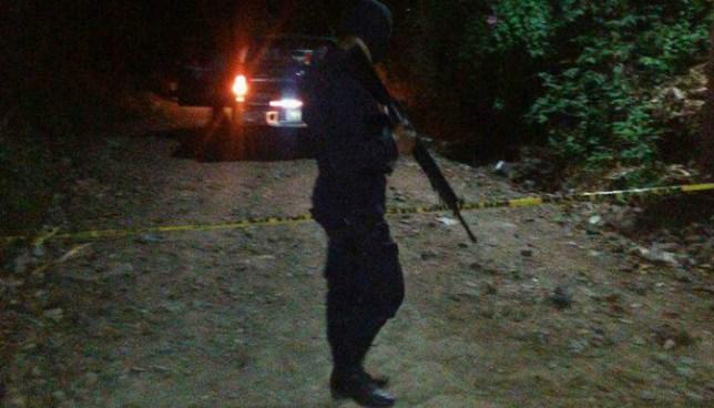 Joven fue ultimado a balazos anoche en el municipio de Armenia, Sonsonate