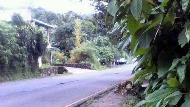 Matan a balazos a un hombre en Ahuachapán