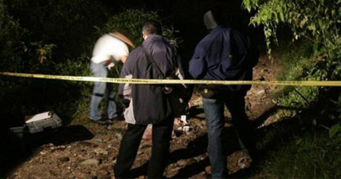 Pandillero es eliminado por desconocidos en un cantón de Santa Ana