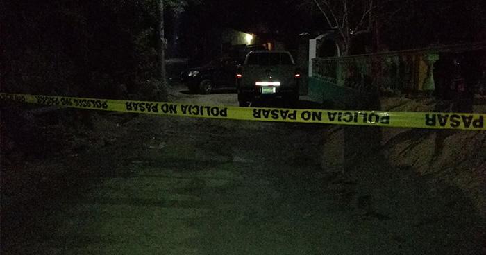 Triple homicidio la noche de este Viernes en Chalchuapa