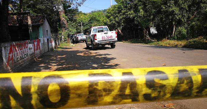 Desconocidos matan a pedradas a hombre que regresaba de una vela en Chirilagua, San Miguel