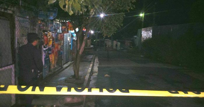 Hallan el cadáver de un adolescente envuelto en sábanas en Ciudad Delgado