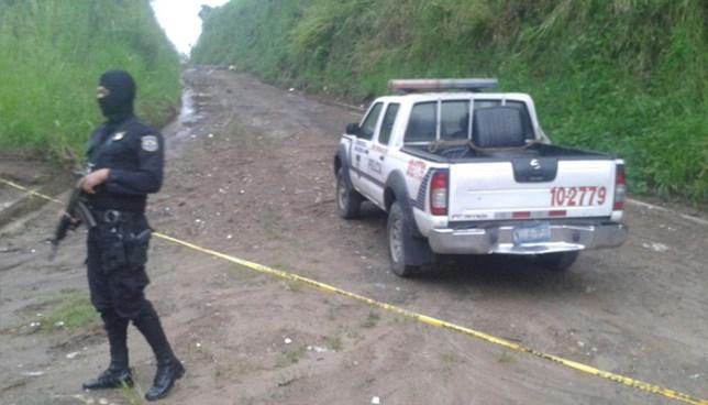 Asesinan a balazos a joven, vendedor de celulares, en una colonia de Cojutepeque, Cuscatlán
