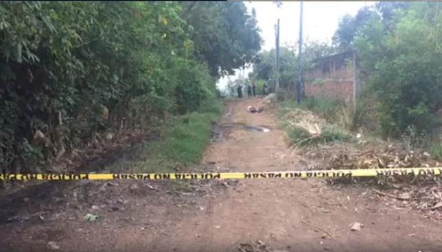 Carpintero es asesinado cuando visitaba a su novia en la colonia San Genaro de Sonsonate