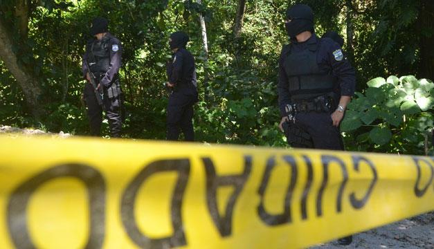 Pandilleros simularon operativo para matar a adolescentes de 16 años en Cuscatlán