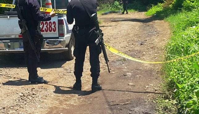 Criminales acaban con la vida de un hombre en el cantón El Jalacatal de San Miguel
